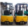 Komatsu小松三支点入柜式电动叉车二手小松电动叉车出售