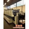 供应小森L52897年四开五色印刷机胶印机二手印