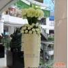 仿真花插花花艺 商场酒店咖啡馆餐厅办公环境落地仿真花艺