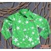 2014 秋装新款 韩版男童五角星印图长袖衬衫 中小童衬衣批