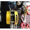 批量 钢丝绳手扳葫芦 高品质钢丝绳电动葫芦钩  诚信保障