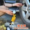 充气泵点烟器电瓶夹车载带电瓶夹点烟器充气泵小型方便携带