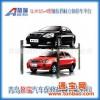 立体停车厂家QJY3.5-4C噪音低、运行平稳液压四柱立体停车平台