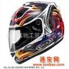 摩托头盔SL-68S巫师摩托头盔赛车安全帽全罩安全帽批发台湾SOL头