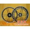 铝合金轮毂摩托车碟刹摩托车碟刹、鼓刹铝合金轮毂