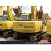 上海进口二手挖掘机市场,销售小松PC120-6E进口二手挖机