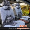 新款毛绒汽车坐垫 秋冬季四季通用小车垫 汽车用品