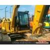 9成新卡特307D挖掘机出售 二手卡特挖掘机
