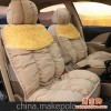 厂家批发一套起批一件代发2013新款冬季毛垫棉垫毛绒卡通汽车坐垫