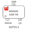 WS9420高精度LED驱动芯片
