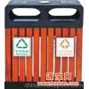 钢木分类垃圾桶 小区环保垃圾箱