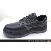超低价特卖钢包头防砸工作鞋劳保鞋安全鞋防护鞋中帮A-8950