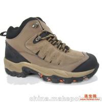 高帮工作鞋防滑耐磨户外鞋休闲登山鞋 晋江厂家外贸出口
