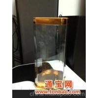 塑料白酒包装盒/塑料白酒酒盒/塑料透明酒盒电镀透明酒盒