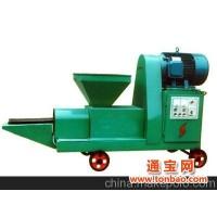 机制木炭机彰显新能源产业魅力
