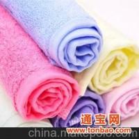厂家直供 竹纤维毛巾婴幼儿小方巾 送礼自用 28*28 特价批发 新款