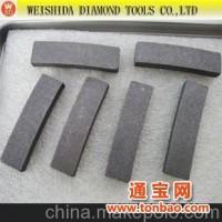 厂家直销 锋利型钢筋混凝土金刚石刀头