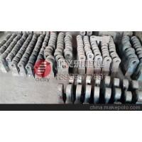 供应巩义东辰标准反击高效细碎机锤头矿山设备配件零件