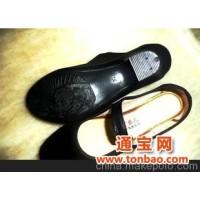 工作鞋,JL-802舞蹈鞋,礼仪鞋,黑一带布鞋