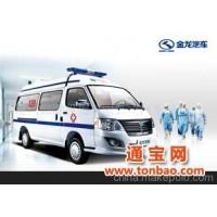 大金龙轻型客车救护车