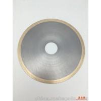 毛细玻璃管专用金刚石超薄切割片