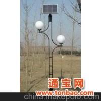 供应武汉太阳能庭院灯/4米18W(图)