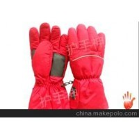冬季骑车可用电动车电热手套保暖