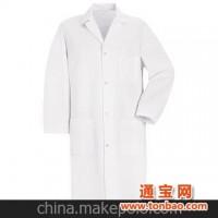 厂家供应 医用防尘加长加厚实验服 一次性无纺布实验服