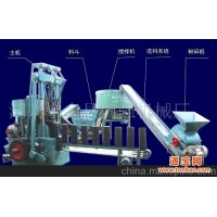 GQ120型全自动流水线蜂窝煤机-GQ120型