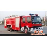 五十铃型型泡沫消防车