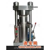 小型液压榨油机