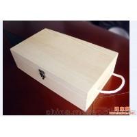 高碑店实木金丝楠木 中式木盒北京木盒_