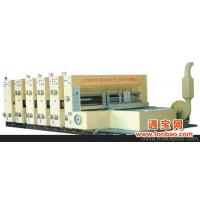 专营自动水性印刷机/开槽机