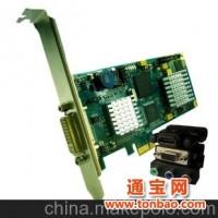 三倍缓存2U高清视频采集卡WIS-HDCAP1.1(支持DVI/RGB/分量/VGA)
