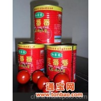 番茄酱罐头 常年出口迪拜 850克听装