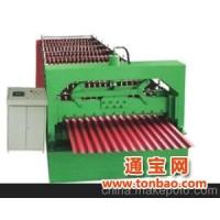 供应彩钢压瓦机设备13-65-850型设备质量保证