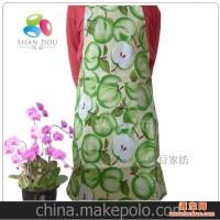 厂家直销 114 韩版蕾丝围裙 布艺围裙园林围裙 时尚围裙