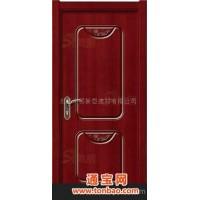 竹塑套装门