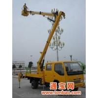 25米挂灯车,l8米升降车安装空调车出租