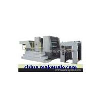 双色平板印刷机胶印机