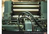 海德宝双色印刷机