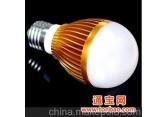 3WLED球泡灯 LED节能灯泡 E27