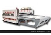全自动三色水墨印刷开槽机