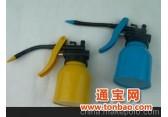厂家直销优质耐用高压塑机油壶,塑料机油壶,油壶,润滑工具