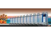 电动伸缩门厂家 自动门 伸缩门生产15840251802