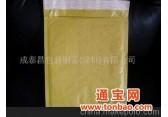 黄色牛皮纸气泡信封(图)