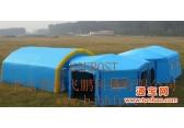 充气帐篷式野战医疗系统