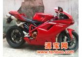 2900元杜卡迪1098摩托车