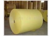 95g黄色淋膜PEK离型纸 离型稳定价..