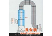 供应华强河北玻璃钢离心式除尘器原理